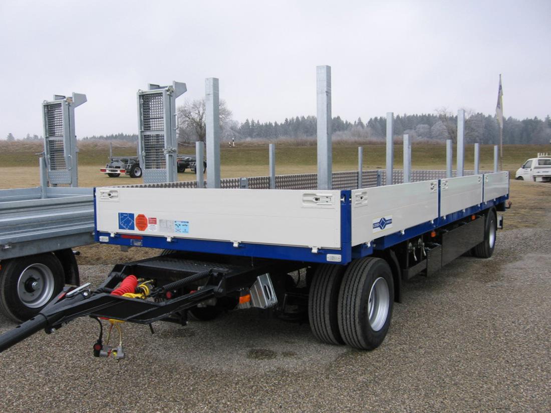 Schmid Fahrzeugbau / LKW-Anhänger